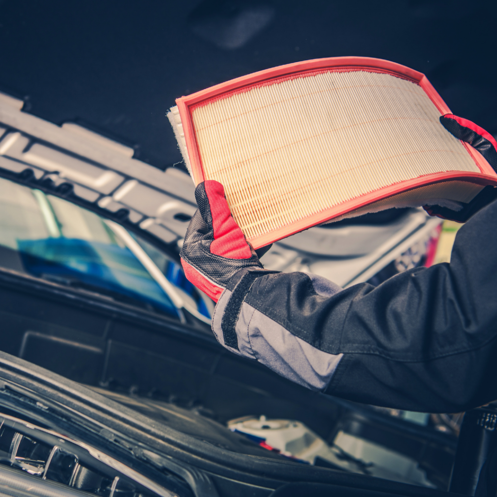 Change Your Car's Air Filter