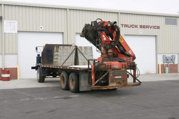 Aerial Crane Repair